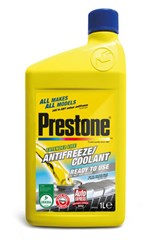 PRESTONE® ANTI-FREEZE COOLANT (RTU) 1LITRE