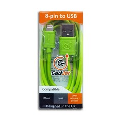 GADJET iPHONE 5-10  CABLE   (Pack of 16)