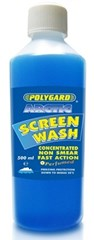POLYGARD® ARCTIC SCREENWASH CON 500ML (Pack of 24)