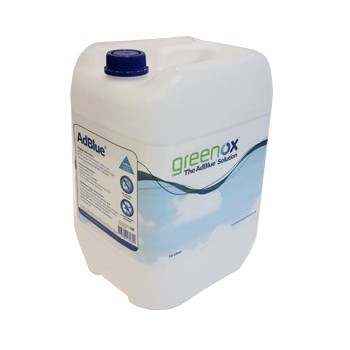 GREENOX ADBLUE® 10 LITRE with SPOUT (Minimum order 5) - Greenox 10 litre