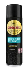 SIMONIZ BACK TO BLACK TYRESHINE 500ML (Pack of 6)