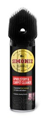 SIMONIZ UPHOLSTERY & CARPET CLEANER WITH BRUSH 500ML (Pack of 6)