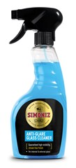 SIMONIZ ANTI GLARE GLASS CLEANER 500ML (Pack of 4)