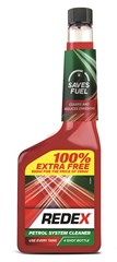 REDEX PETROL INJECTOR CLEANER 500ML (Min order 6)