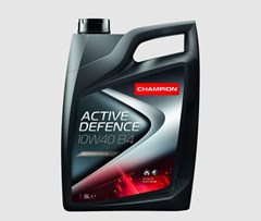 CHAMPION® ACTIVE DEFENCE 10W40 B4 5 LITRE