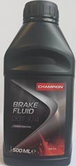 CHAMPION® BRAKE FLUID DOT 3/4 500ML