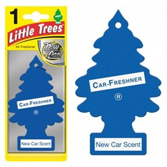 LITTLE TREES® NEW CAR