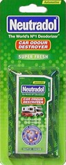 NEUTRADOL GREEN SUPER FRESH Air Freshener (Minimum order 12)