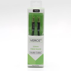 VERCE AUDIO CABLE (Minimum order 8)