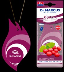 DR. MARCUS® Air Freshener Sonic CRANBERRY-MINT (Minimum order 24)