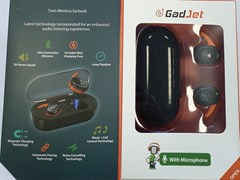 GADJET WIRELESS TWIN EAR BUDS
